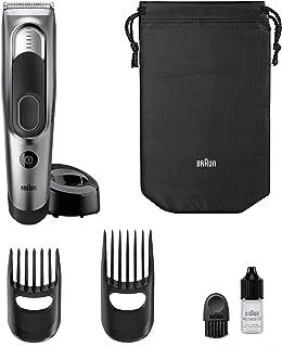 Braun 博朗 理发刀 HC5090,可以作为修剪刀,17种长度,银色