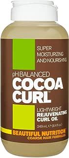 beautiful nutrition cocoa curl