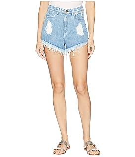 Houston High-Waisted Shorts