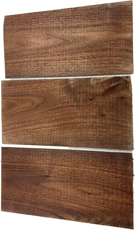 Limited price Guitar Veneer Walnut Wood Sheet Shell Max 71% OFF Head Headpl