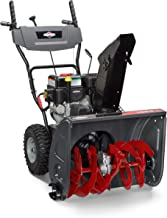 Briggs & Stratton 1024 Standard Series 24-Inch Dual-Stage Snow Blower with Push..