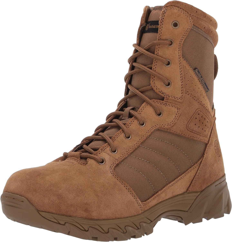Smith Wesson Footwear Breach Superlatite 2.0 Tactical Waterproof Men's Sid Max 70% OFF