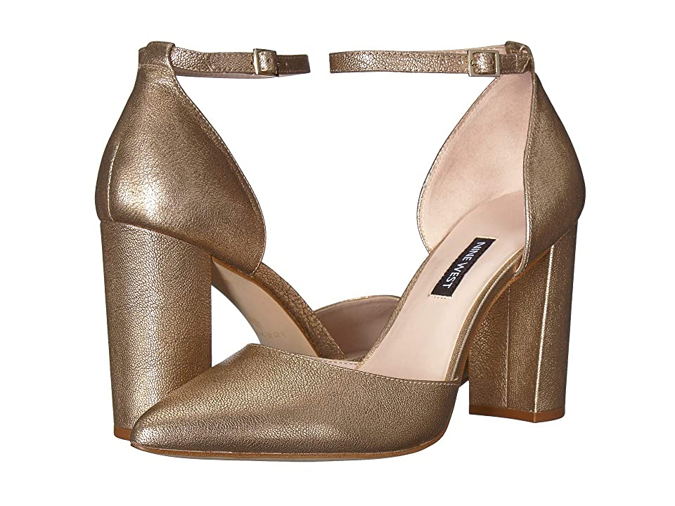 Nine West Ailamina (Pink Metallic) Women