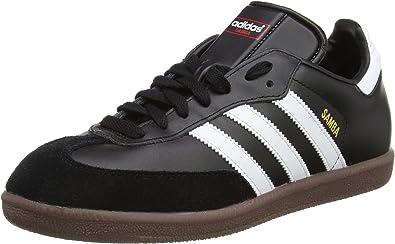 Adidas Samba Baskets Basses, Mixte Adulte, Noir