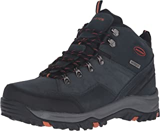 Skechers Men's Relment Pelmo Chukka Waterproof Boot