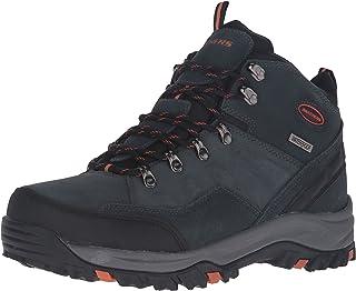حذاء برقبة رجالي مضاد للماء Relment Pelmo Chukka من Skechers