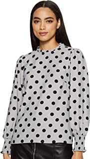 Vero Moda Women's Polka Dot Top
