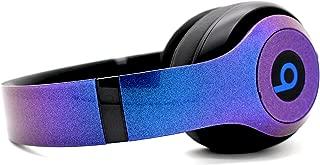 Beats by Dre Studio 3 Wireless - Custom Painted Dr. Dre Bluetooth Headset - (Chameleon Blue/Purple)