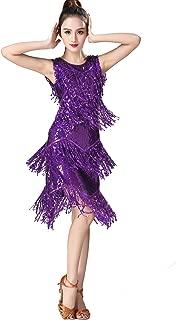 Ladies'Latin Tango Salsa ChaCha Ballroom Dance Swing Rumba Dress
