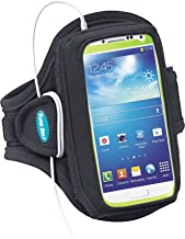 Tune Belt Armband for iPhone 5 5s 5c SE with OtterBox/X-Large Cases - for Running & Working Out - Sweat-Resistant [Black]