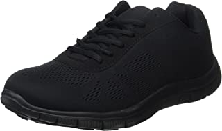 Get Fit Mens Mesh Running Trainers Athletic Walking Gym Shoes Sport Run