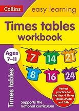 Collins بسهولة التعلم سن 7–11مرة الطاولات workbook من سن 7–11: إصدار جديد