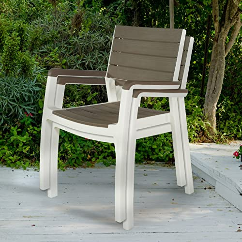 Stupendous Outdoor Patio Chairs Amazon Com Home Interior And Landscaping Palasignezvosmurscom