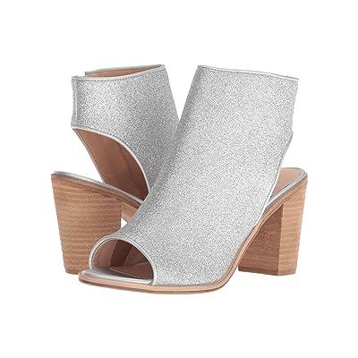 VOLATILE Una (Silver) High Heels