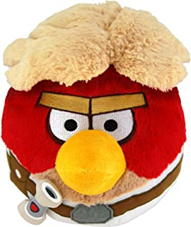 Angry Birds Star Wars Plush Bird Luke Skywalker, 8 Inch
