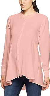Ripe Maternity Women's Peplum Shirt