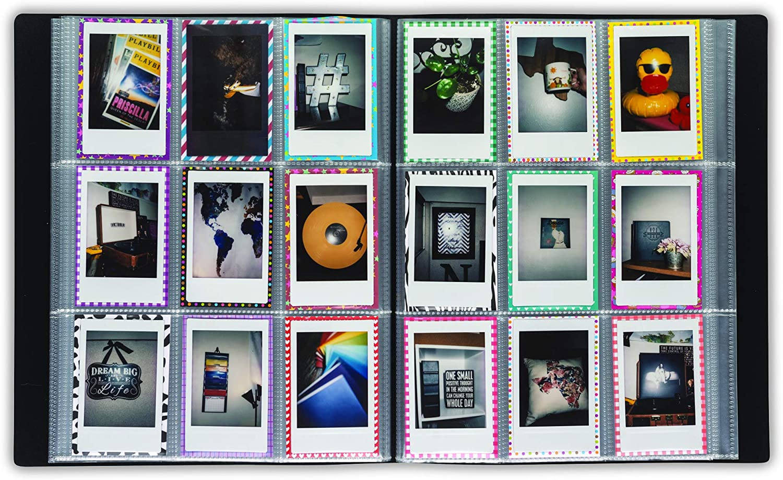 Samsill Polaroid Album for Instax a Animer and price revision Mini Photocard Photos Free shipping Kpop