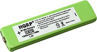 HQRP Portable CD/MD / MP3 Battery for Sony NH-14WM / NH14WM / NH-14WM(A) Replacement Plus Coaster