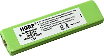 HQRP Portable CD/MD / MP3 Gumstick Battery Works with Sony NH-14WM / NH14WM / NH-14WM(A) WM-EX921 WM-609 Replacement