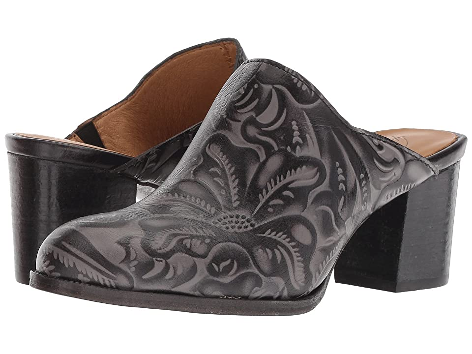 Patricia Nash Nicia (Black/Grey Tooled) Women