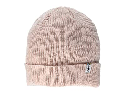 Smartwool Cantar Watchcap (Rose Cloud/Winter White Marl) Caps