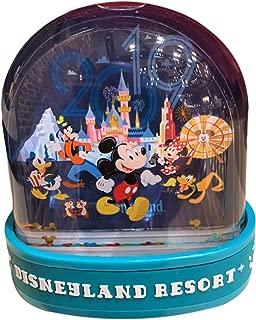 disney plastic snow globe