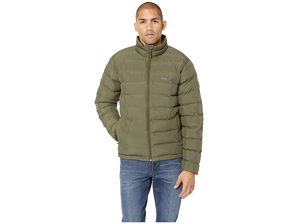 Marmot Alassian Featherless Jacket (Forest Night) Men