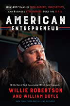 willie and korie robertson book