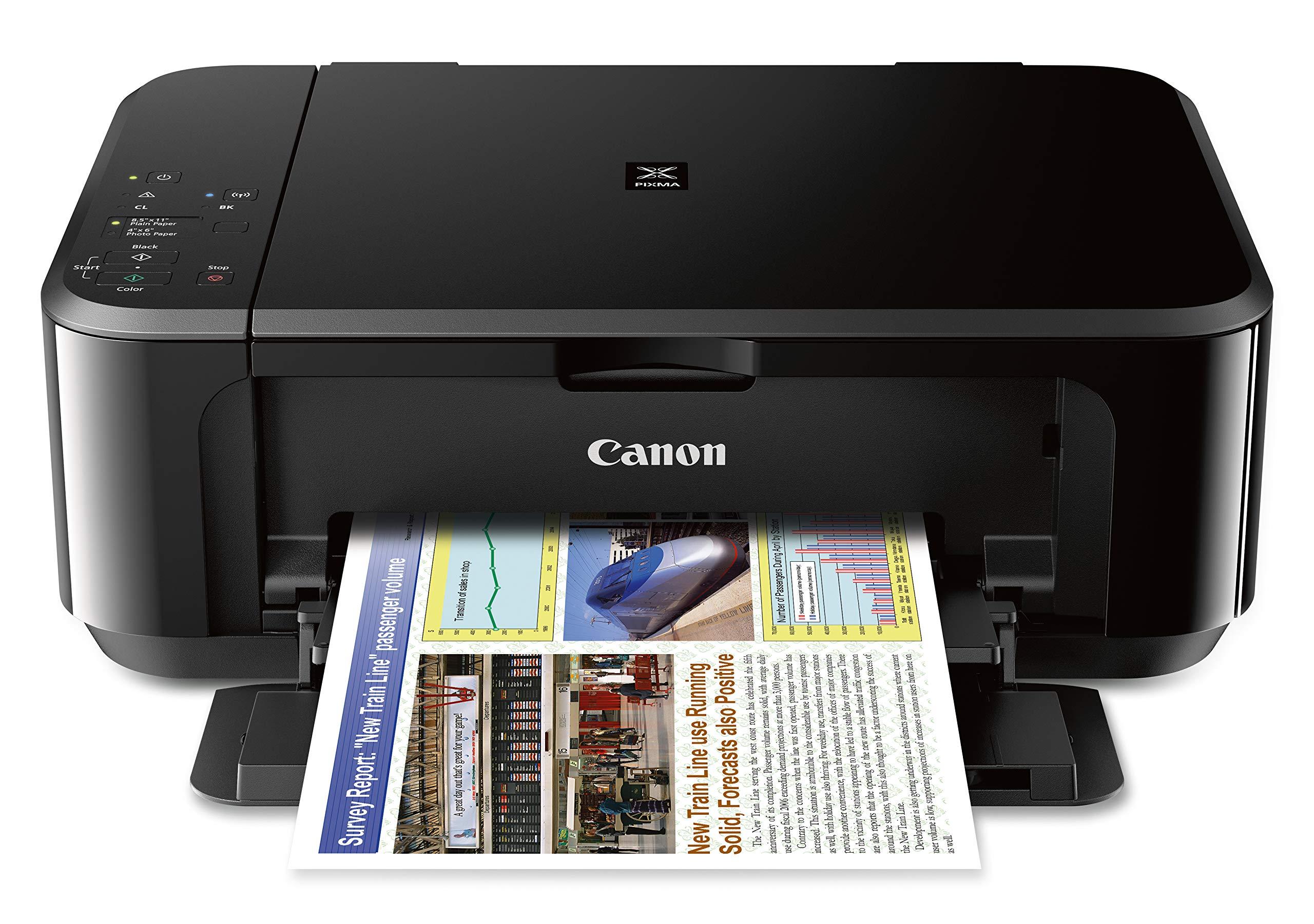 Canon MG3620 Wireless Printer Printing