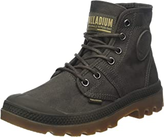 Palladium Pallabrouse Wax, Bottes & Bottines Souples Mixte