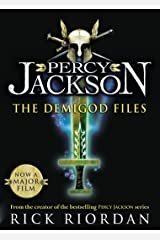 Percy Jackson: The Demigod Files Kindle Edition