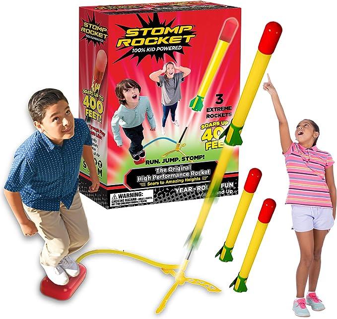 Stomp Rocket Super High Performance