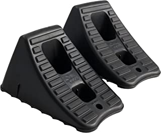 Hopkins 11930MI FloTool Heavy Duty Wheel Chock - 2 Pack
