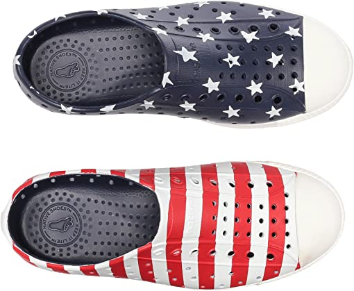 Regatta Blue/Shell White/Stars Stripes