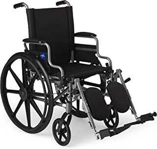 medline wheelchair leg rest