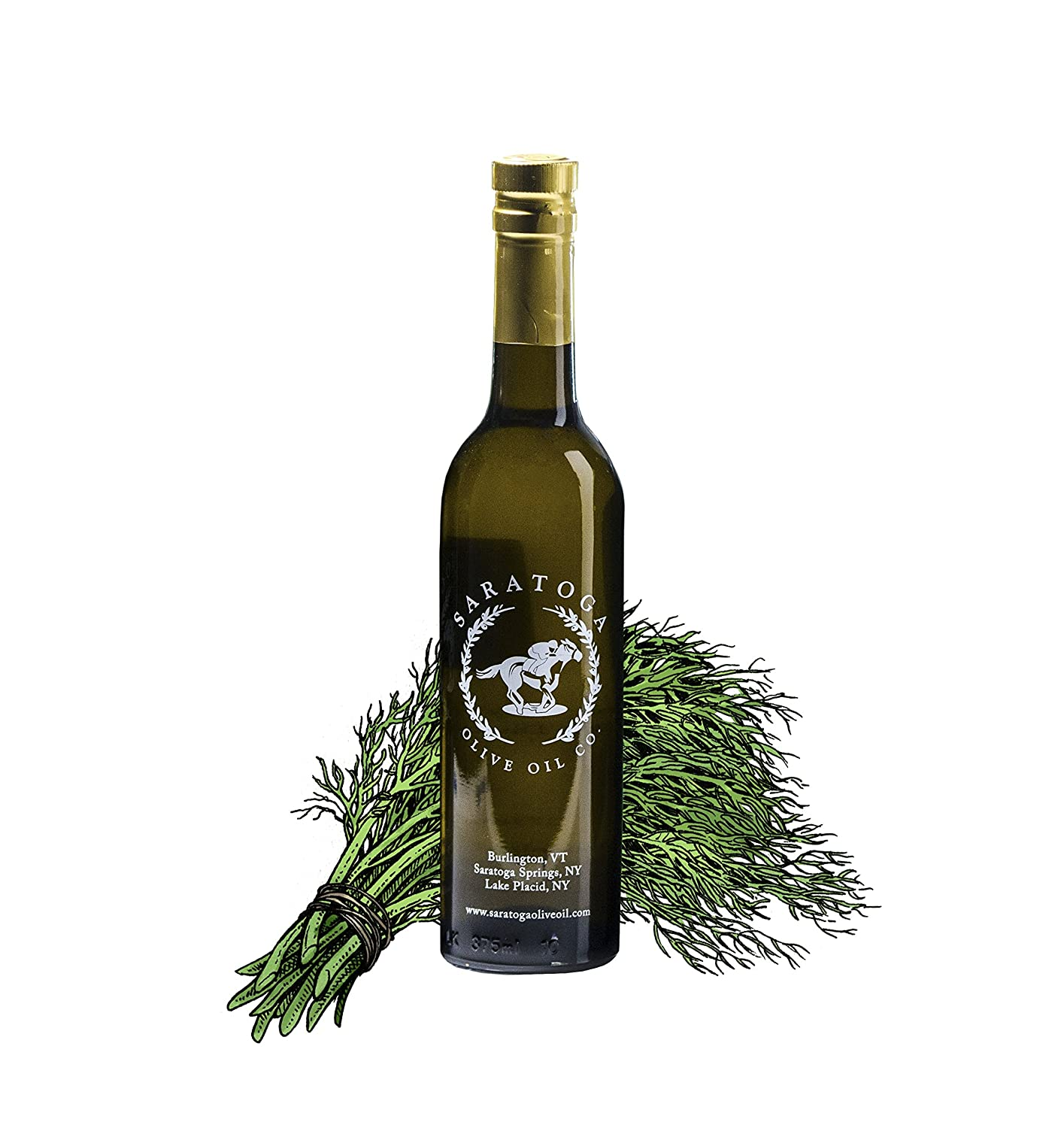 Saratoga Olive Oil Company Wild 6 Genuine Free Shipping Quality inspection Fernleaf 200ml Dill