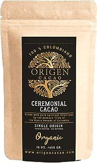 Cermonial Cacao 100% Pure Organic Cacao