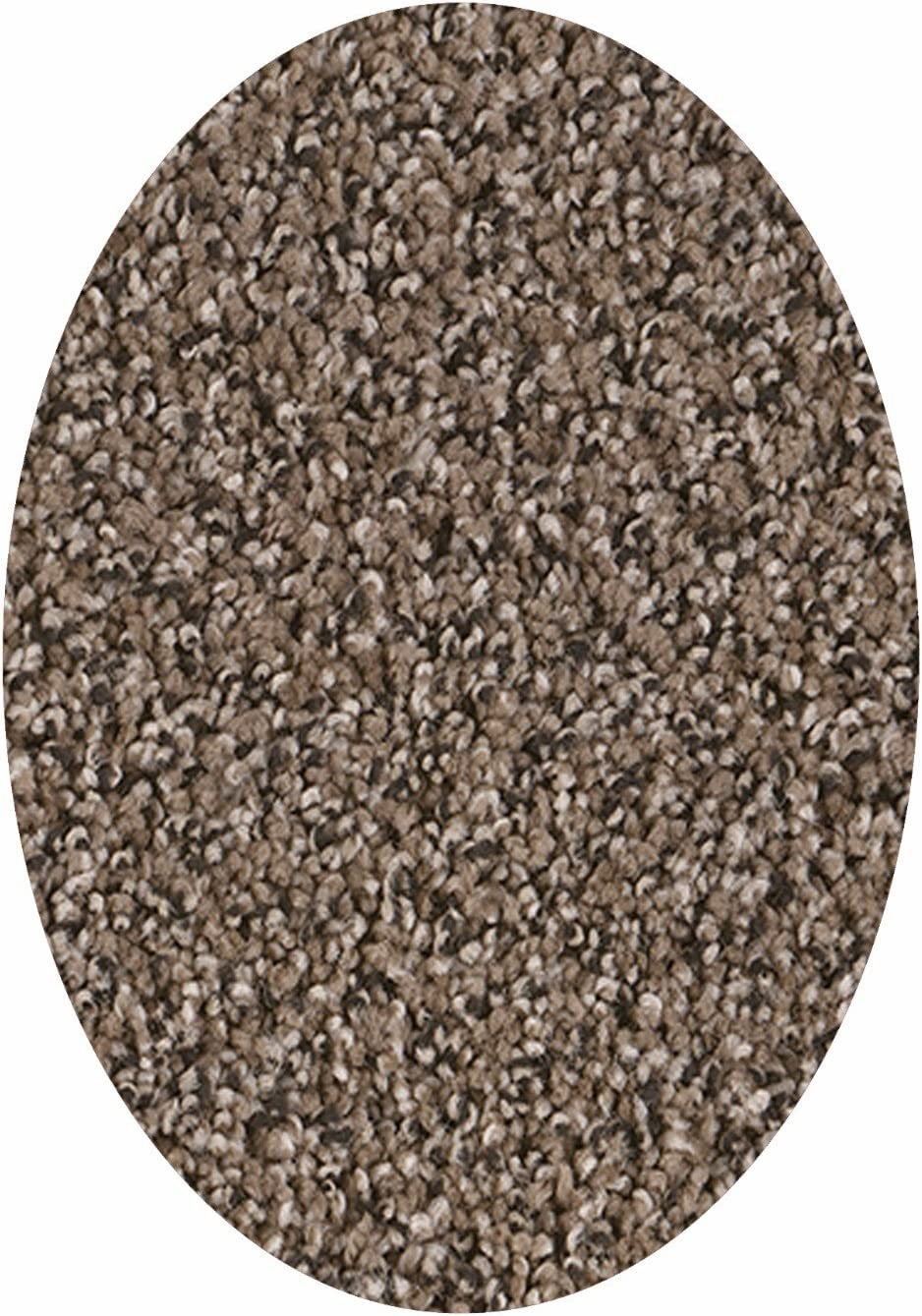 Our Pebble Beach Color Flint Oval - Area Popular Rug 12'X15' Credence