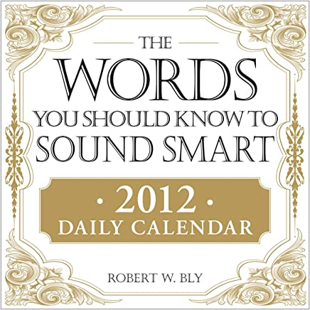 The Words You Should Know to Sound Smart 2012