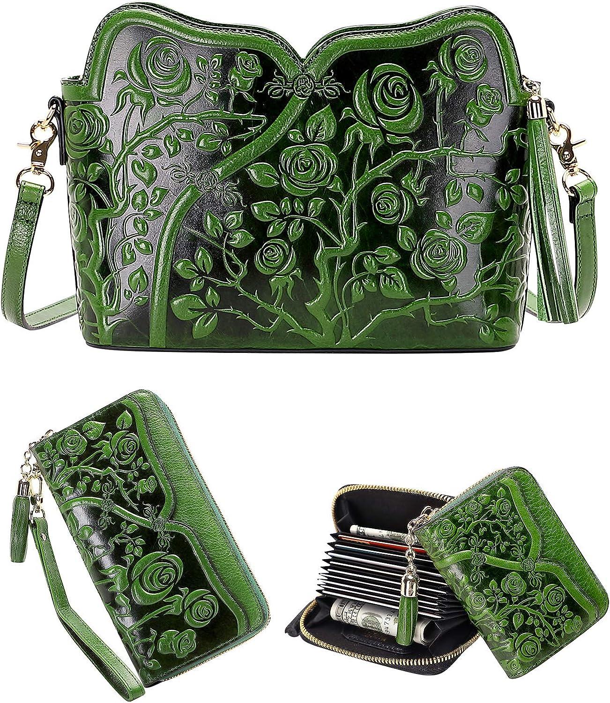 Long-awaited PIJUSHI Crossbody Bags for Women Handbags Direct sale of manufacturer Ladies Should Designer