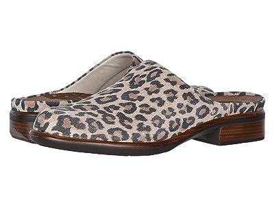 Naot Lodos (Cheetah Suede) Women