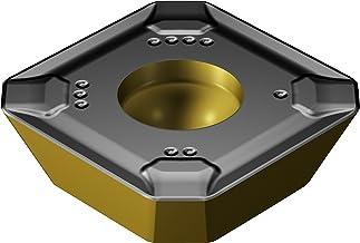 Pack of 10 Inveio Coating Technology Ti Sandvik Coromant CCMT 3 Neutral Cut 2.5 2220 Grade Carbide Diamond 80 deg +Al2O3+TiN C,N 1-MF 2220 Coro Turn 107 Insert for Turning