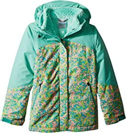 Bugaboo™ II Fleece Interchange Jacket (Little Kids/Big Kids)