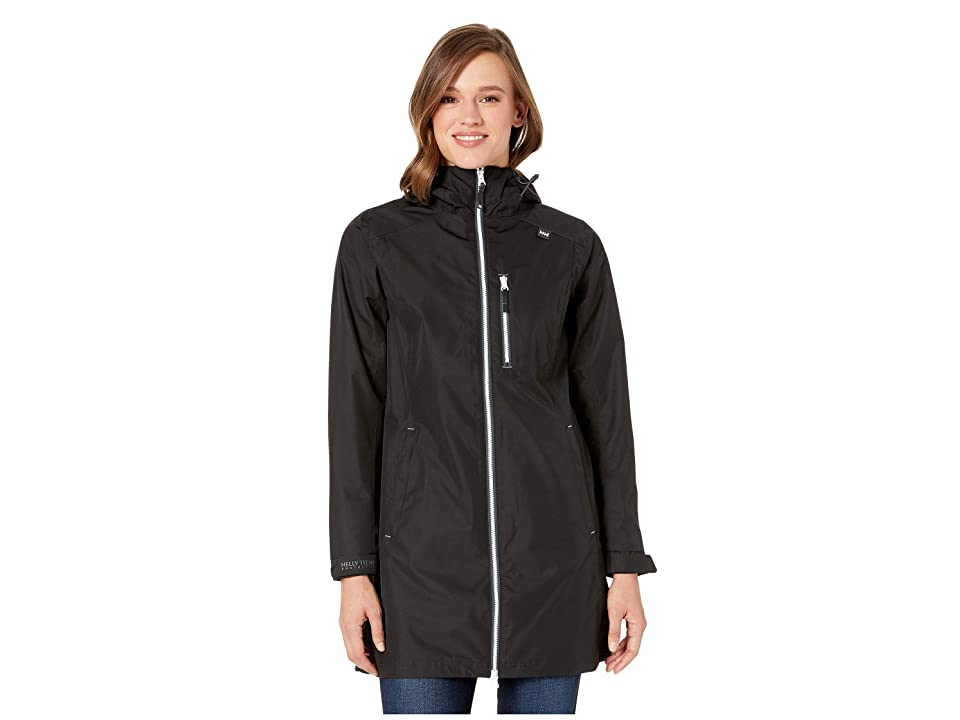 Helly Hansen Long Belfast Jacket (Black 1) Women