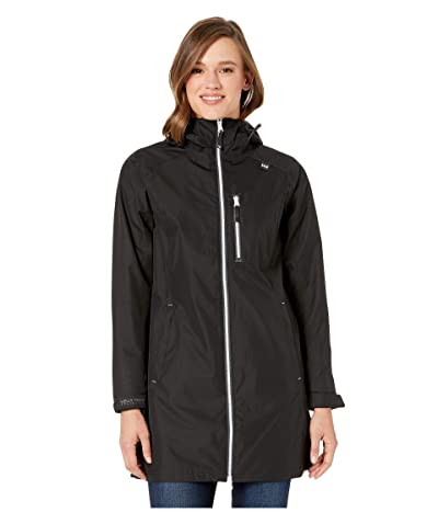 Helly Hansen Long Belfast Jacket (Black 1) Women