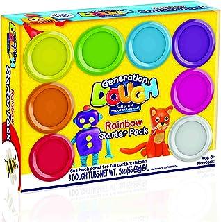 Generation Dough 8 Piece Rainbow Starter Pack