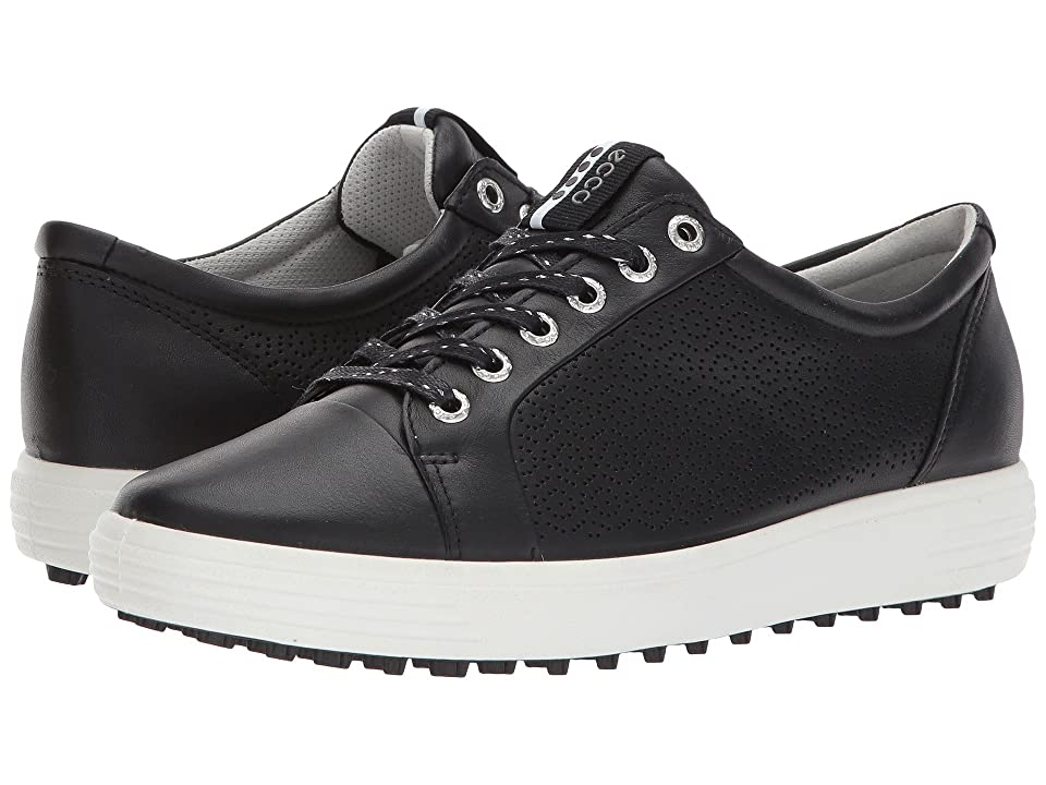 ECCO Golf Casual Hybrid 2 (Black) Women