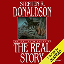The Real Story: The Gap into Conflict: The Gap Cycle, Book 1