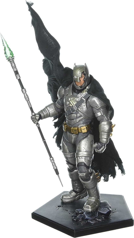 Batman v Superman Statue 1 10 ArmGoldt Batman 25 cm