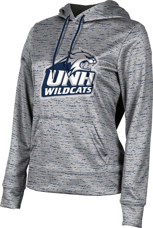 University of New Hampshire Girls' Pullover Hoodie, School Spirit Sweatshirt (Brushed)